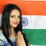 Anupma Chauhan Debuts With A Patriotic Song .