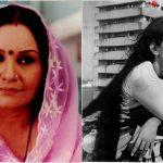 Actress Vidya Sinha