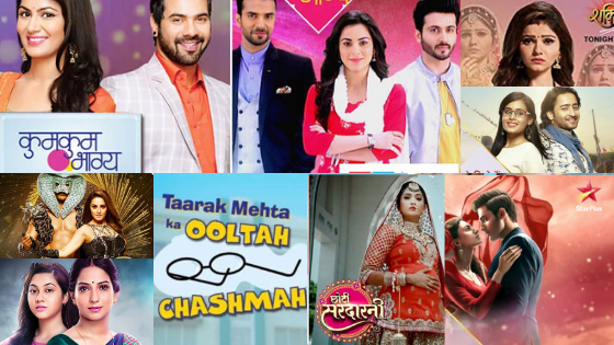 TOP 10 trp shows of this week.