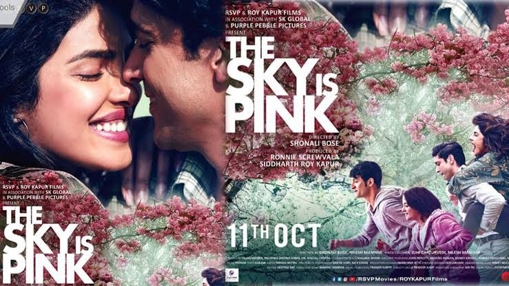The sky id pink trailer review
