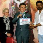 Ali Asgar, Hobby Dhaliwal, Hiten Tejwani , Anas Khan came at mahurat of Vikram Sandhu's Hindi film Mahi.