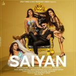 Saiyaan, the new party anthem by singer Indeep Bakshi is all set to lit every this year