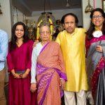 Dr. L. Subramaniam & Kavita Krishnamurti's son Ambi Subramaniam got married to Shreya Suresh